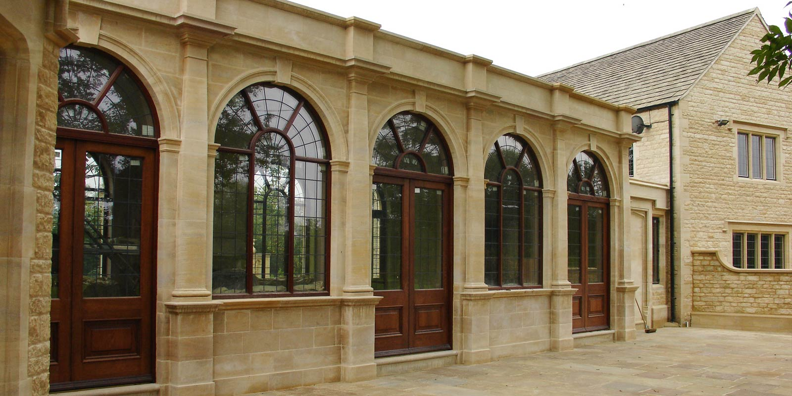 Specialist Stone Designs - High quality stonework and design services